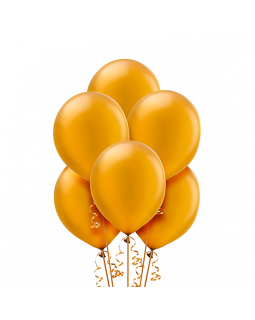 Воздушные шары Золото