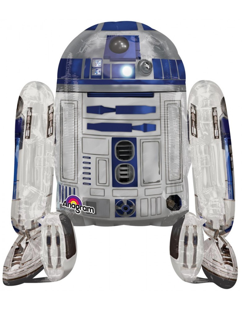"Ходячая фигура ""Звездные войны R2D2"""