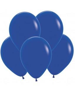 Воздушные шары синие