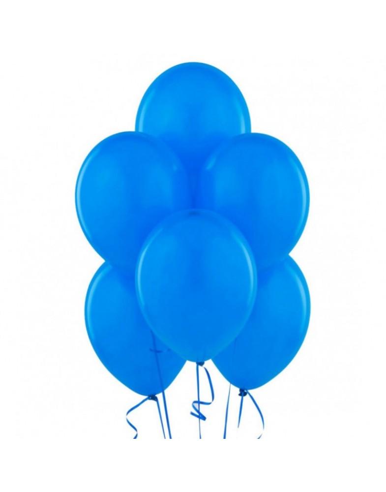 Связка синих шаров