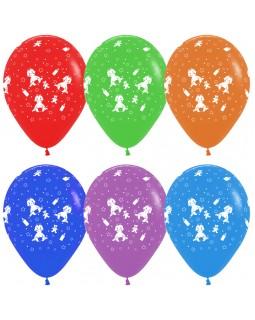 """Воздушные шары """"Малыш мальчик"""""""