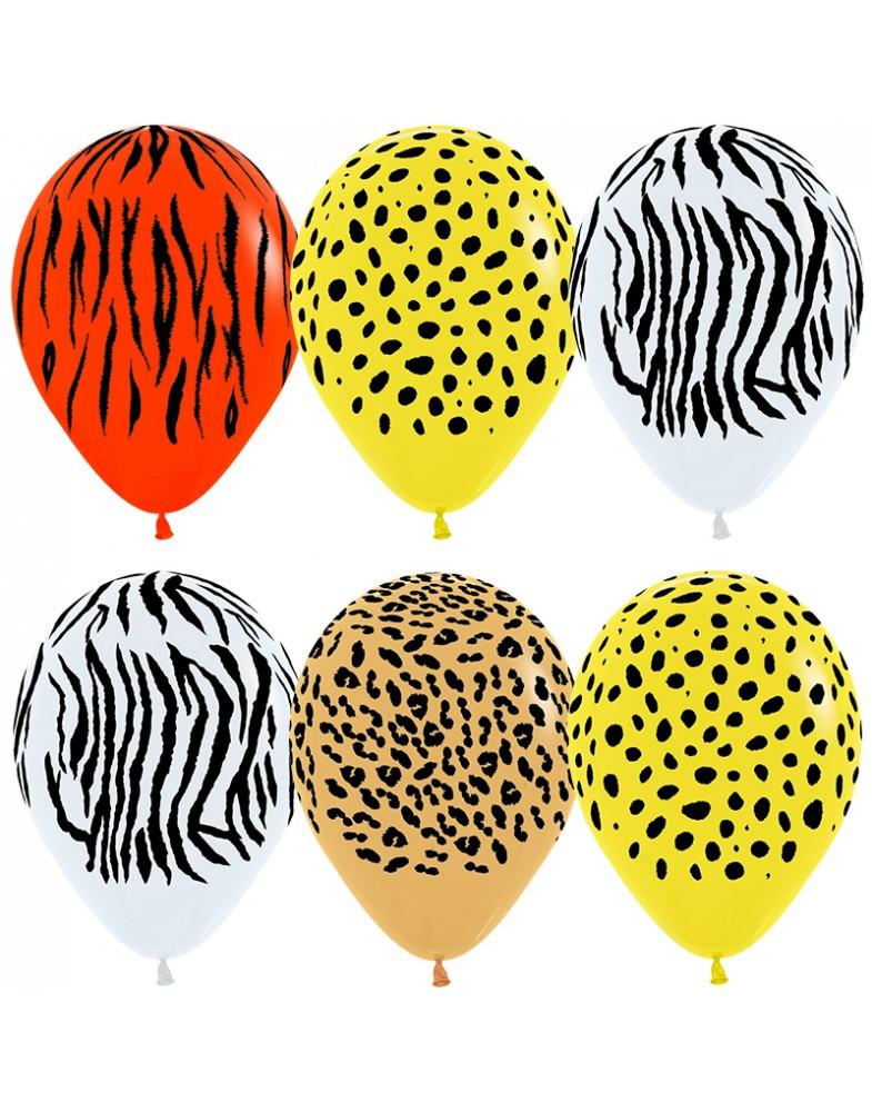 """Воздушные шары """"Джунгли"""""""
