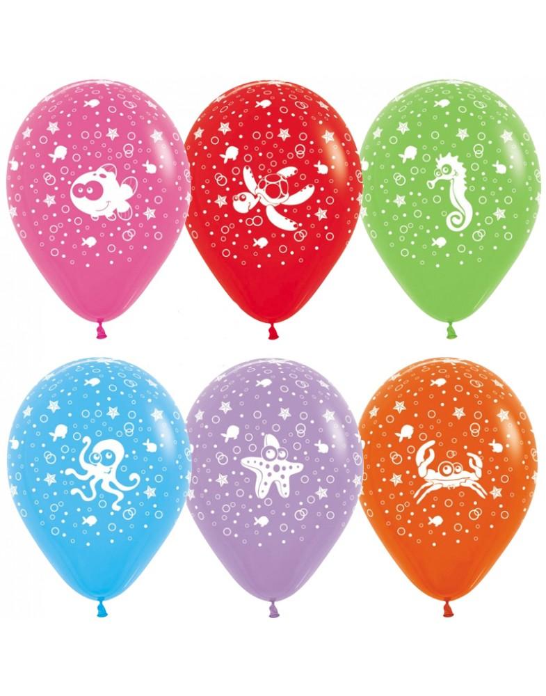 """Воздушные шары """"Подводный мир"""""""