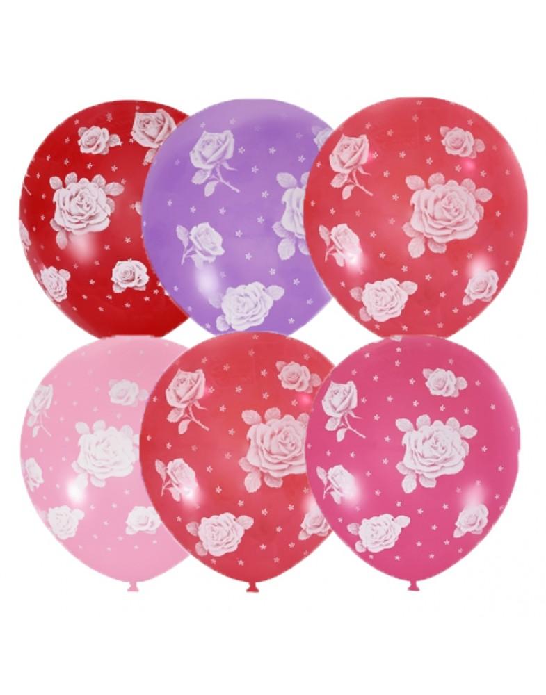 """Воздушные шары """"Розы"""""""