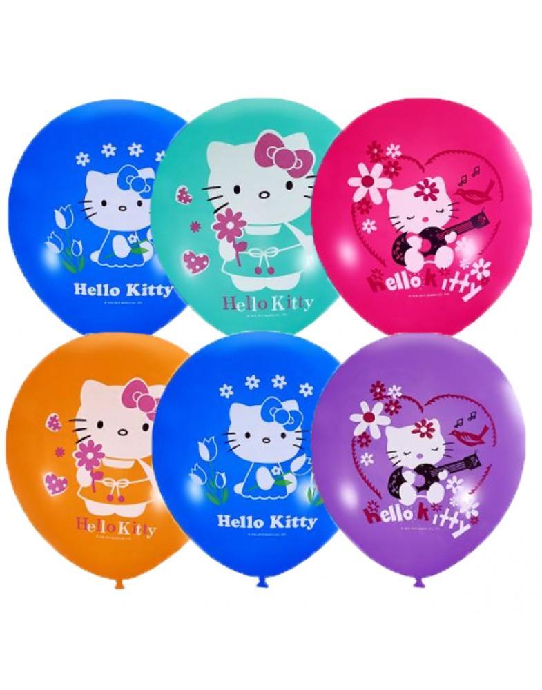 """Воздушные шары """"Hello Kitty"""""""
