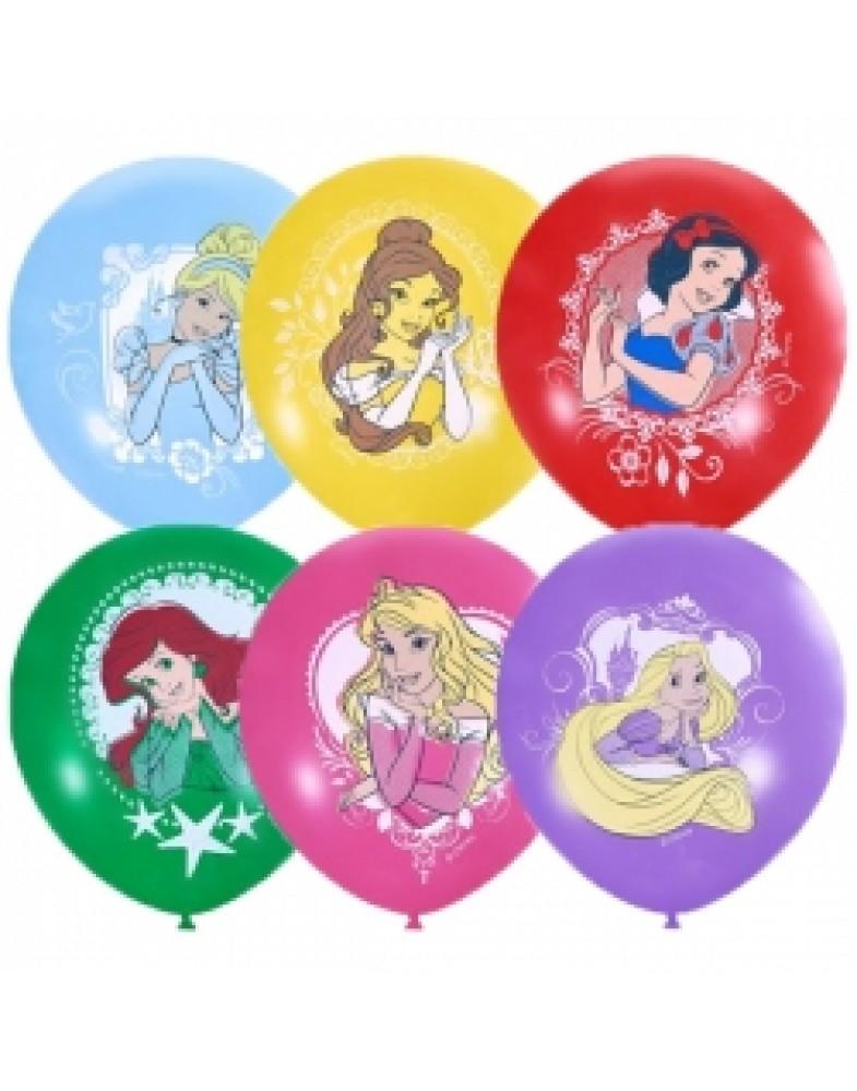 """Воздушные шары """"Принцессы Диснея"""""""