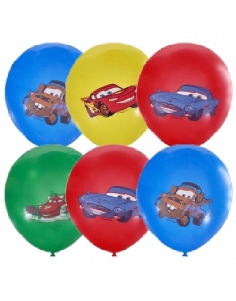 """Воздушные шары """"Тачки Дисней"""""""