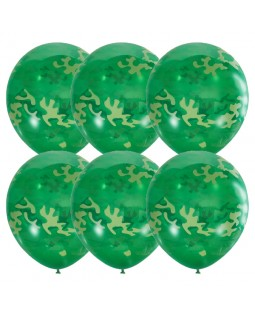"""Воздушные шары """"Камуфляж"""""""