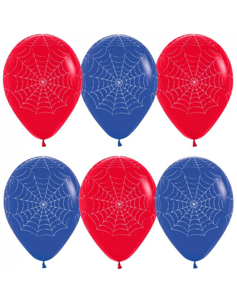 """Воздушные шары """"Паутинка"""""""