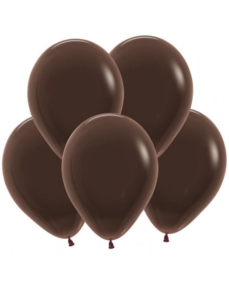 Воздушные шары Шоколад