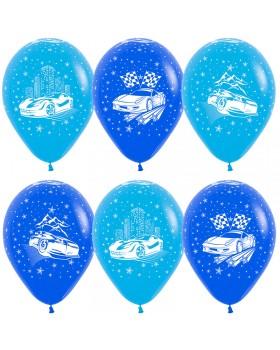 """Воздушные шары """"Машины"""""""