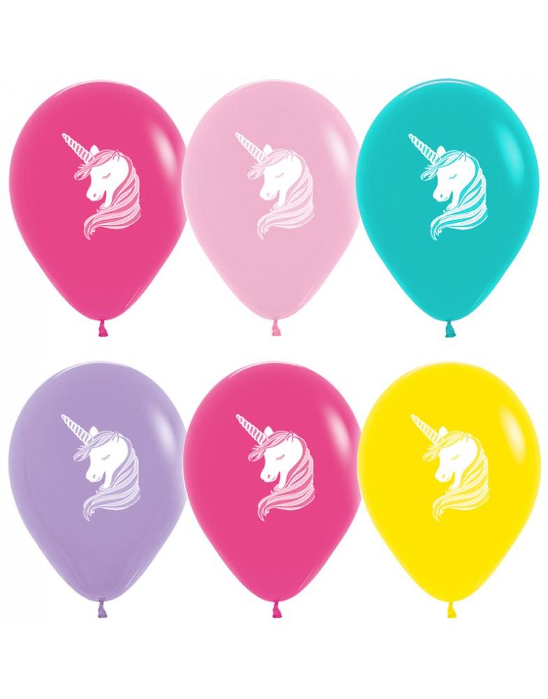 """Воздушные шары """"Единорог"""""""