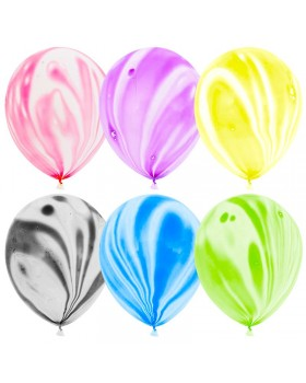 "Воздушные шары ""Агаты"""