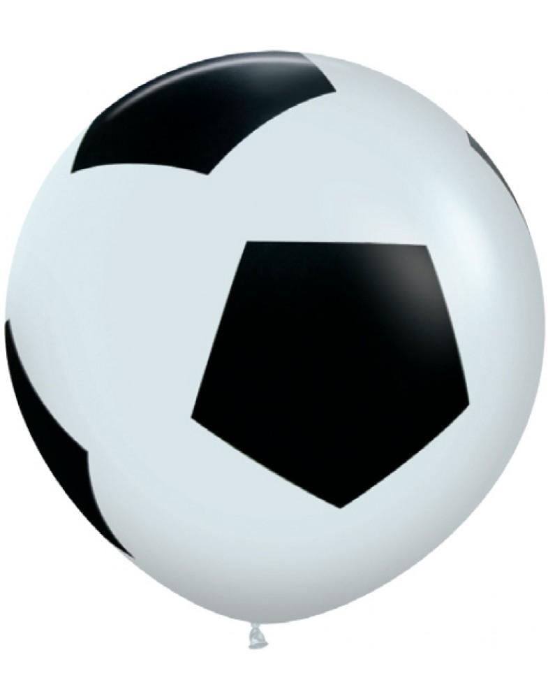 """Огромный воздушный шар """"Футбольный мяч"""""""