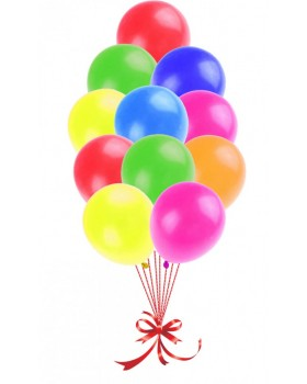 Яркая связка больших шаров