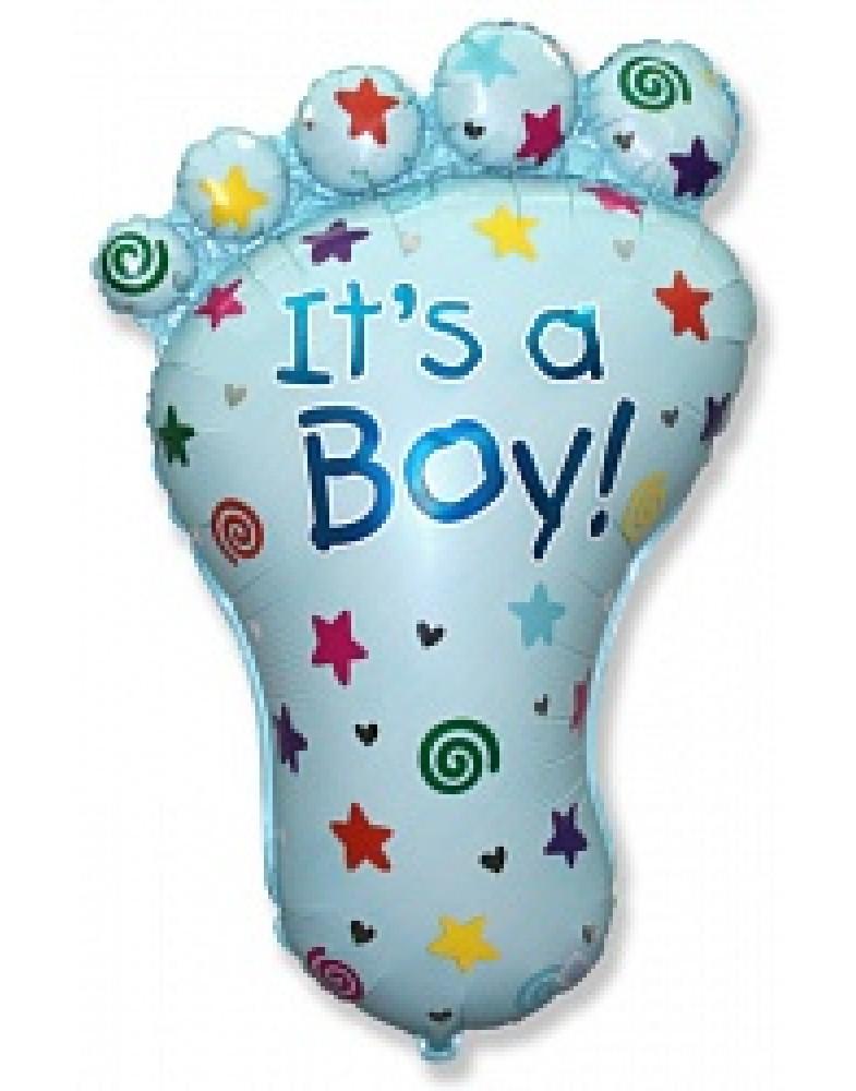 Ножка мальчика