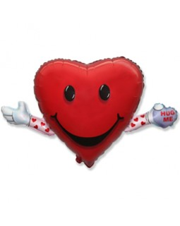 """Сердце """"Любовь и объятия"""""""