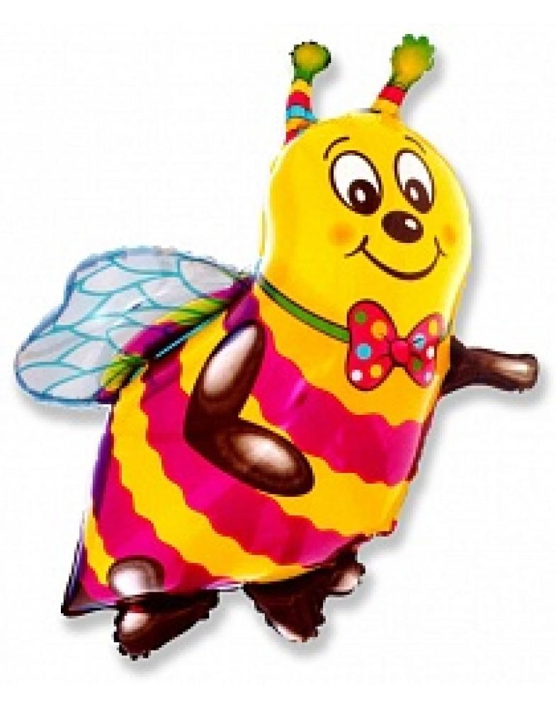 """Фольгированный шар """"Пчелка"""""""