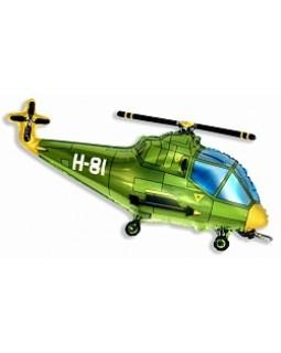 """Фигурный шар """"Вертолет"""""""