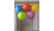 Огромные шары